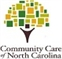 Dr. Roger Danclar accepts Community Care of North Carolina